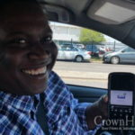 Picture of the Day: Uber Driver's Inspiration