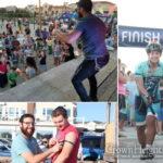 600 at Jewish Summer Fest on Atlantic City Beach