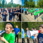 Moscow Camps Unite for Learning and Davening
