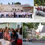 Ukraine 'Stars' Travel  to Israel and Europe