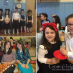 Cheder Chabad Girls of LI Completes First Year with Celebration