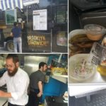 Shliach's Kosher Sandwich Truck a Hit in D.C.