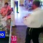 Watch: How a Store Owner Deals with a Shoplifter