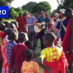 African Children Enjoy Avraham Fried's Latest Hit