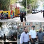 'National Night Out Against Crime' in Crown Heights