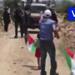Video: Palestinian Tells IDF Soldiers to Shoot Child