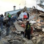 Chabad in Italy Assists Earthquake Victims