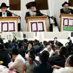 Tannersville Holds Yarchei Kallah in the Spirit of Hakhel