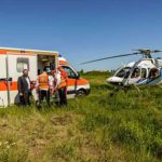 Crash in Ukraine Injures 3 Counselors, 1 Critically
