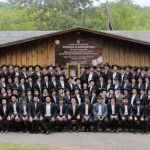 Yeshiva Kayitz Kingston Poses for Group Photo
