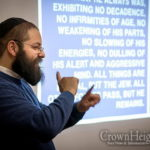 Deaf Rabbi to Lead High Holiday Services in Sign Language