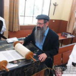 Stolen Sefer Torah Found and Retuned