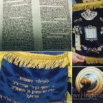 Torah Stolen from Chabad Shul in Jerusalem