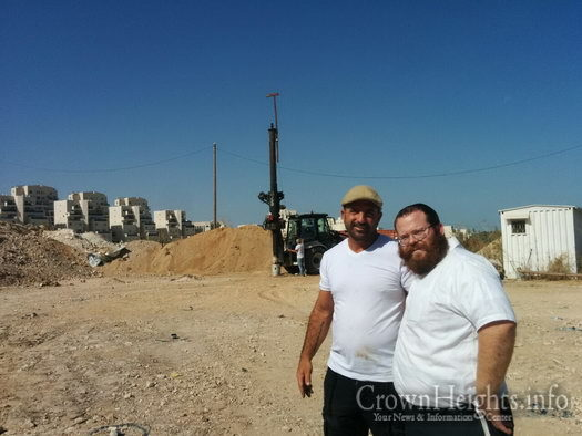 Beit Shemesh New Construction: Chabad Expands In Ramat Beit Shemesh • CrownHeights.info