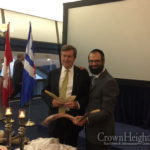 Toronto Mayor Marks Jewish New Year