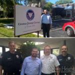Illinois Neighbors Help Renovate New Chabad House
