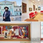 After Assassination Attempt, Shliach Turns to Art
