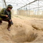 Israel Begins Building Underground Barrier to Block Hamas Tunnels