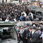 Hundreds Attend Emotional Levaya for Young Bochur