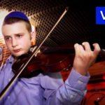 Video: Young Shliach Performs 'Rostover Niggun'