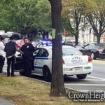 Police Ticket Two Bochurim for Dangerous Crossing