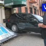 Out-of-Control SUV Slams into Manhattan Chabad