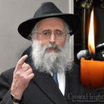 Boruch Dayan Hoemes: Rabbi Mordechai Sufrin, 79, OBM