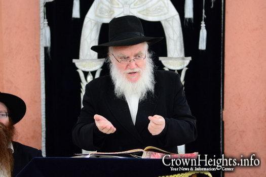Rabbi Moshe Havlin