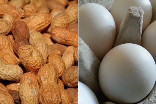 peanuts-eggs