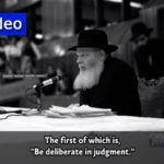 Weekly Living Torah Video: Individualized Education