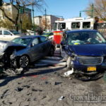 4 Injured in Eastern Parkway Collision