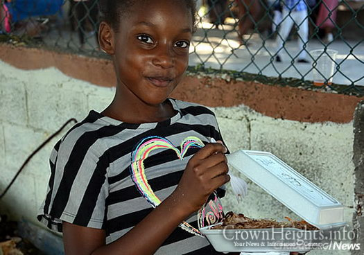 Children enjoyed games, food and more at the event.