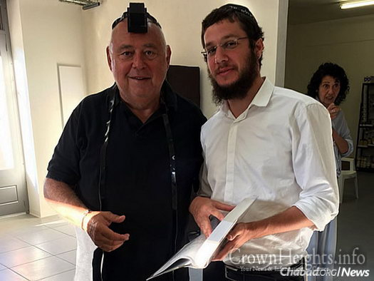 Chabad's presence is welcome on the island, by visitors and residents alike.