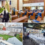 Moscow Shul Hosts Thousands Over Yom Tov