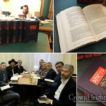 Translation of Ein Yaakov into Russian Completed