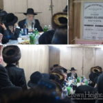Photos: Reb Yoel Farbrengs in Boro Park