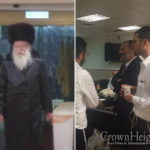 Israeli Health Minister Visits Ukraine Beating Victim
