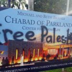 FL Chabad House Vandalized on Rosh Hashana Eve
