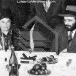 Vov Tishrei: Yahrtzeit of Rebbetzin Chana, OBM