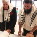 Survivor Celebrates Bar Mitzvah at 88