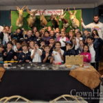 Traveling Shofar Factory Teaches and Entertains