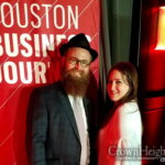 Houston Shliach Named to '40 Under 40′ List