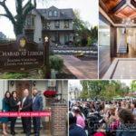 Chabad at Lehigh UniversityDedicates Renovated Mansion