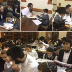 New Season of Avos U'bonim Kicks Off in Monsey