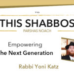 Shabbos at the Besht: Empowering the Next Generation