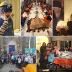 Thousands of Teens Celebrate Shabbos with T.G.I.S.