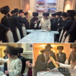 Photos: Tosh Rebbe's Havdalah at Florida Chabad