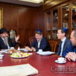 Israeli Science Minister Visits Moscow's Jewish Community