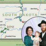 U.S. 'Conquered' with New Shluchim to South Dakota