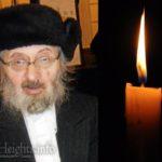 Boruch Dayan Hoemes: Rabbi Azriel Schanowitz, 88, OBM